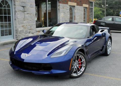 2017 Chevrolet Corvette for sale in Shippensburg PA