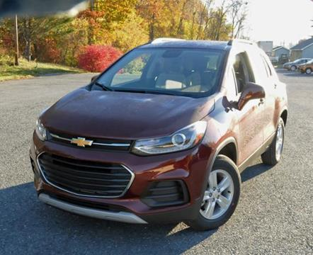 2017 Chevrolet Trax for sale in Shippensburg PA