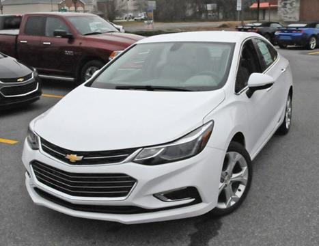 2017 Chevrolet Cruze for sale in Shippensburg, PA