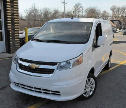 2017 Chevrolet City Express Cargo for sale in Shippensburg PA