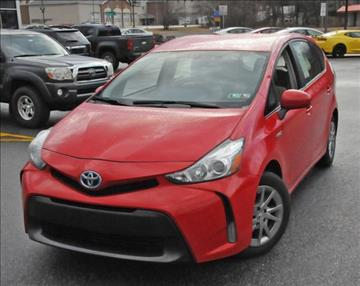 2016 Toyota Prius v for sale in Shippensburg, PA