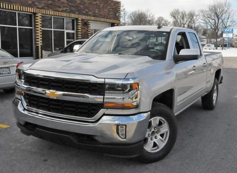 2017 Chevrolet Silverado 1500 for sale in Shippensburg, PA