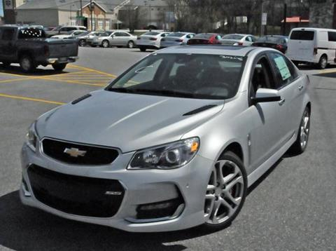 2017 Chevrolet SS for sale in Shippensburg PA