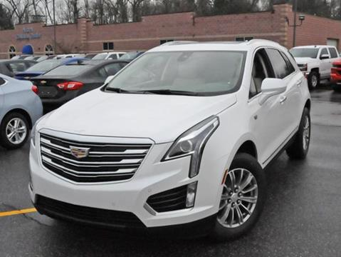 2017 Cadillac XT5 for sale in Shippensburg PA