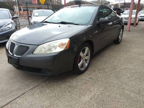 2006 Pontiac G6 for sale in Dallas, TX
