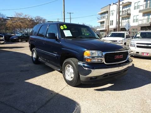2005 GMC Yukon for sale in Dallas, TX