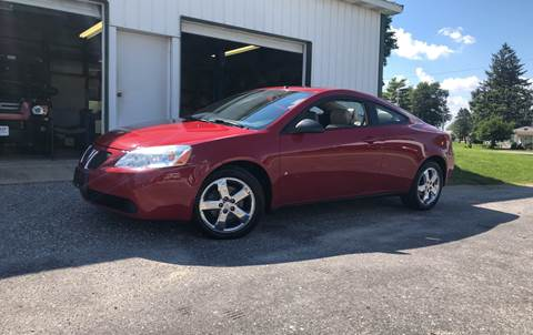 2007 Pontiac G6 for sale in Sidney, OH