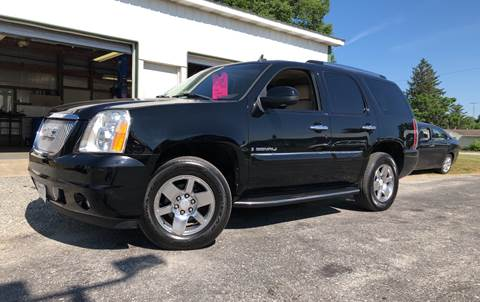 2008 GMC Yukon for sale in Sidney, OH