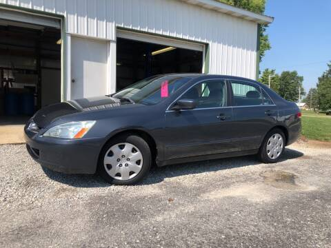 2004 Honda Accord for sale at Purpose Driven Motors in Sidney OH