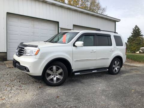 2015 Honda Pilot for sale at Purpose Driven Motors in Sidney OH