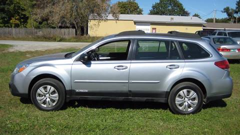 2013 Subaru Outback for sale in Bomoseen, VT