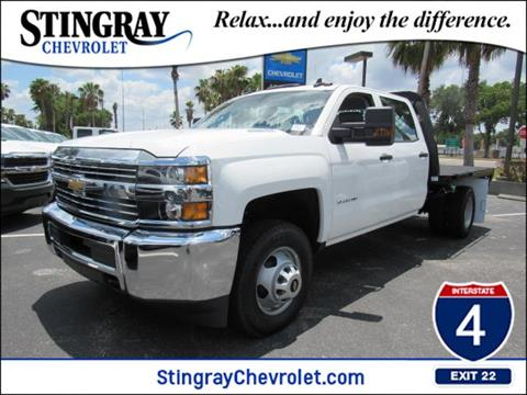 2016 Chevrolet Silverado 3500 for sale in Plant City, FL