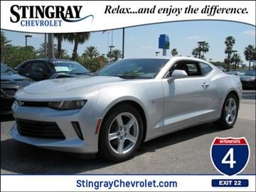 2017 Chevrolet Camaro for sale in Plant City, FL