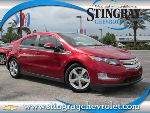 2012 Chevrolet Volt for sale in Plant City, FL