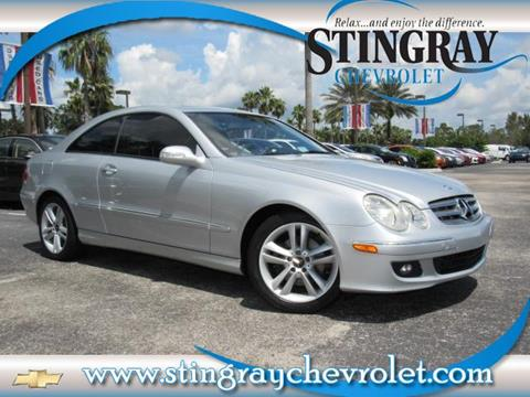 2006 Mercedes-Benz CLK for sale in Plant City, FL