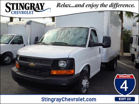 2016 Chevrolet Express Cutaway for sale in Plant City, FL