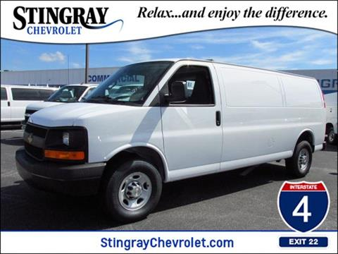 2016 Chevrolet Express Cargo for sale in Plant City, FL