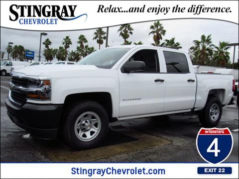 2018 Chevrolet Silverado 1500 for sale in Plant City, FL