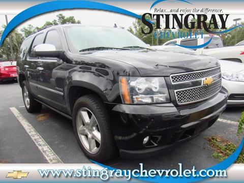 2014 Chevrolet Tahoe for sale in Plant City, FL