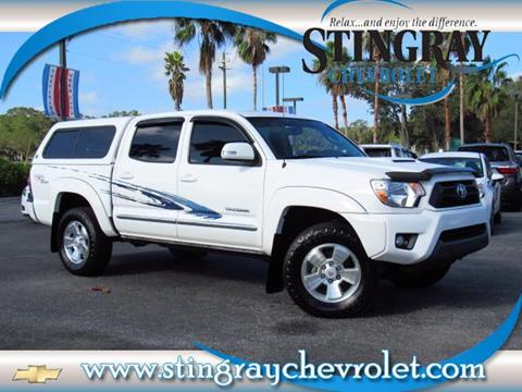2012 Toyota Tacoma for sale in Plant City, FL