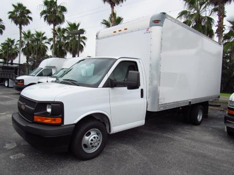 2017 Chevrolet Express Cutaway for sale in Plant City, FL
