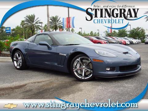 2012 Chevrolet Corvette for sale in Plant City, FL