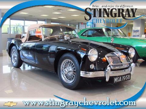 1958 MG MGA for sale in Plant City, FL