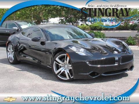 2012 Fisker Karma for sale in Plant City, FL