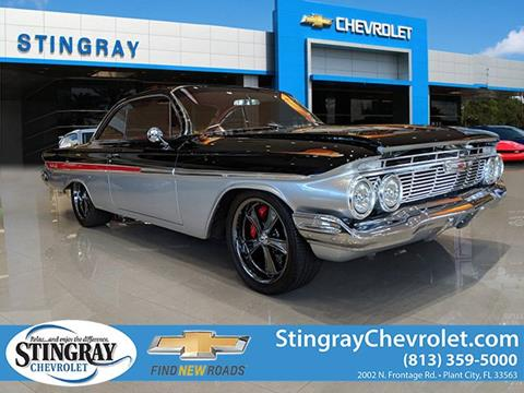 1961 Chevrolet Impala for sale in Plant City, FL