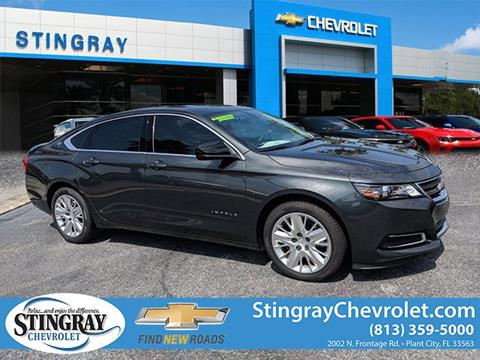 2019 Chevrolet Impala for sale in Plant City, FL