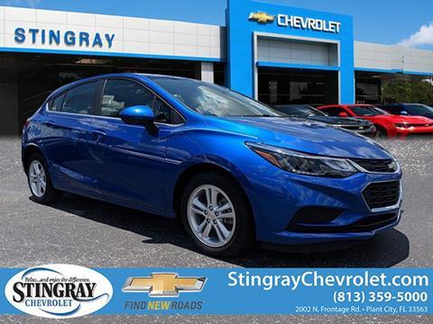 2018 Chevrolet Cruze for sale in Plant City, FL