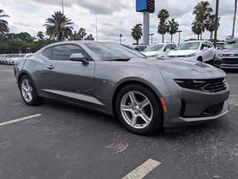 2019 Chevrolet Camaro for sale in Plant City, FL