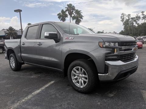 2019 Chevrolet Silverado 1500 for sale in Plant City, FL