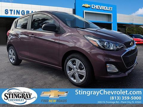 2019 Chevrolet Spark for sale in Plant City, FL