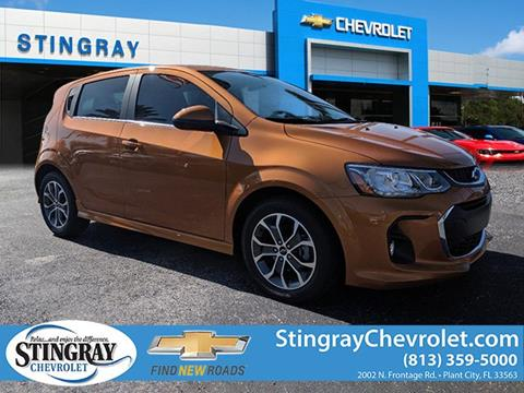 2019 Chevrolet Sonic for sale in Plant City, FL