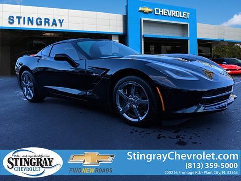 2014 Corvette Stingray For Sale >> 2014 Chevrolet Corvette For Sale In Plant City Fl