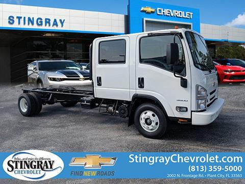 2018 Chevrolet 3500 LCF for sale in Plant City, FL