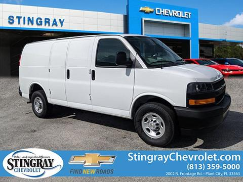 2018 Chevrolet Express Cargo for sale in Plant City, FL