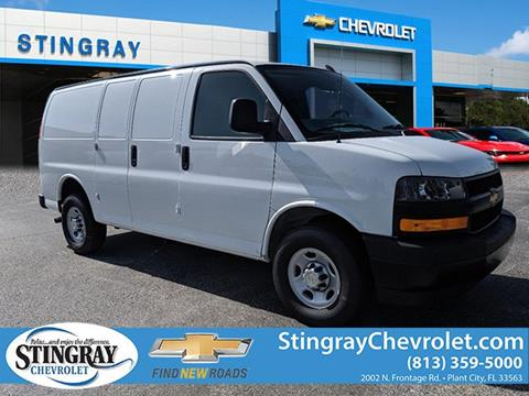 2019 Chevrolet Express Cargo for sale in Plant City, FL