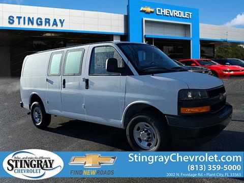2020 Chevrolet Express Cargo for sale in Plant City, FL