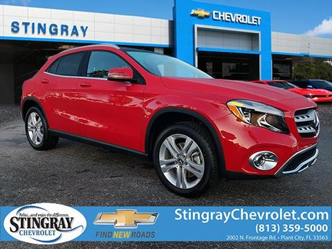 2018 Mercedes-Benz GLA for sale in Plant City, FL