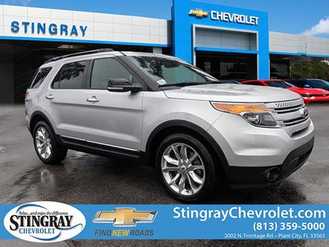 Plant City Ford >> 2015 Ford Explorer For Sale In Plant City Fl