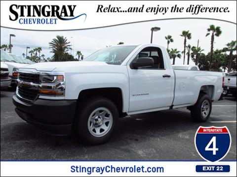 2016 Chevrolet Silverado 1500 for sale in Plant City, FL