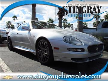 2005 Maserati GranSport for sale in Plant City, FL