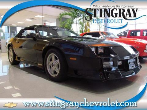 1992 Chevrolet Camaro for sale in Plant City, FL