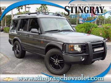 2004 Land Rover Discovery for sale in Plant City, FL