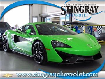 2016 McLaren 570S Coupe for sale in Plant City, FL
