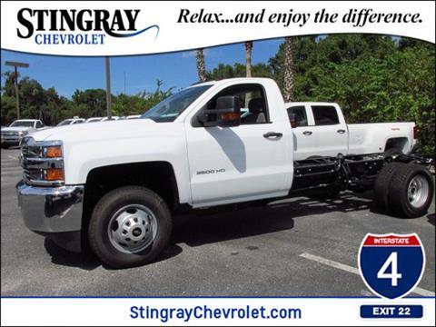 2016 Chevrolet Silverado 3500HD for sale in Plant City, FL