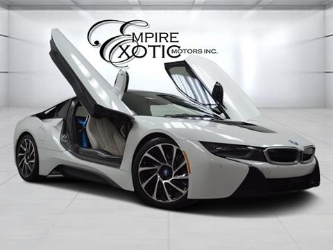 2015 BMW i8 for sale in Addison, TX