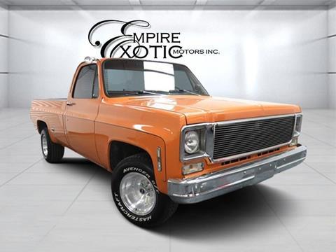 1976 Chevrolet Silverado 1500 SS Classic for sale in Addison, TX